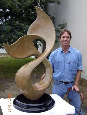 Marine Sculptures A Biography of Scott Hanson - Master Sculptor - Meet Scott Hanson